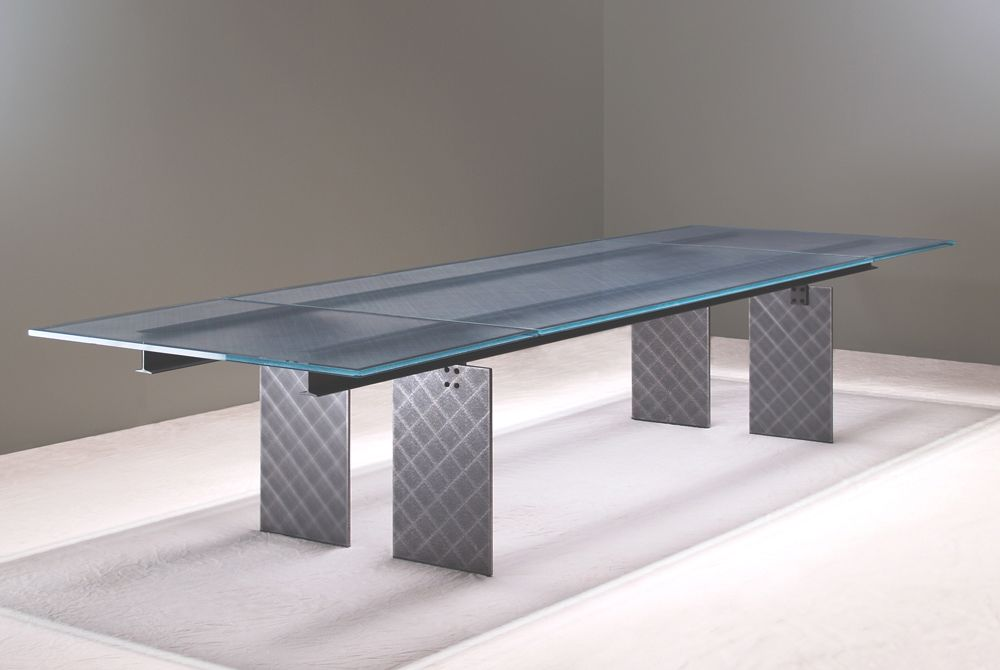 Glass Top Conference Table And Large Glass Boardroom Tables With - Glass conference table for sale