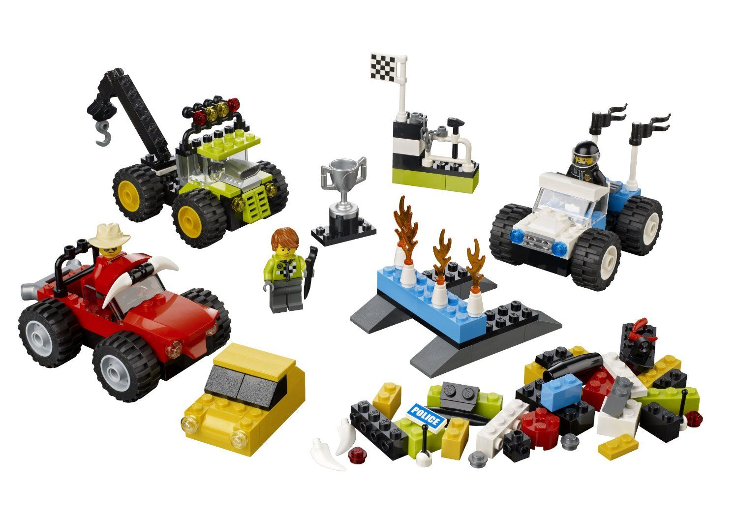 These Young Builder Lego vehicles are the perfect Christmas Gifts ...