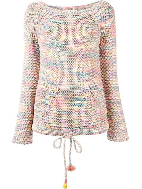 Comprar Chloé suéter de canalé en Smets from the world\'s best ...