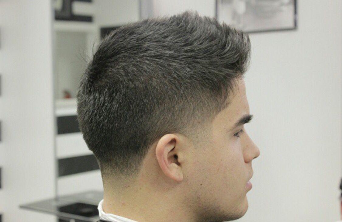 Taper Cut Mens Business Cut 2017 Pinterest Haircuts Tapered