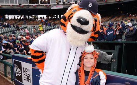 Detroit Tigers Kids Club