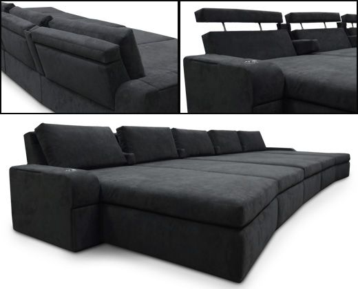 Fortress Seating, Inc. Adjustable Seat Heights · Media Room ...