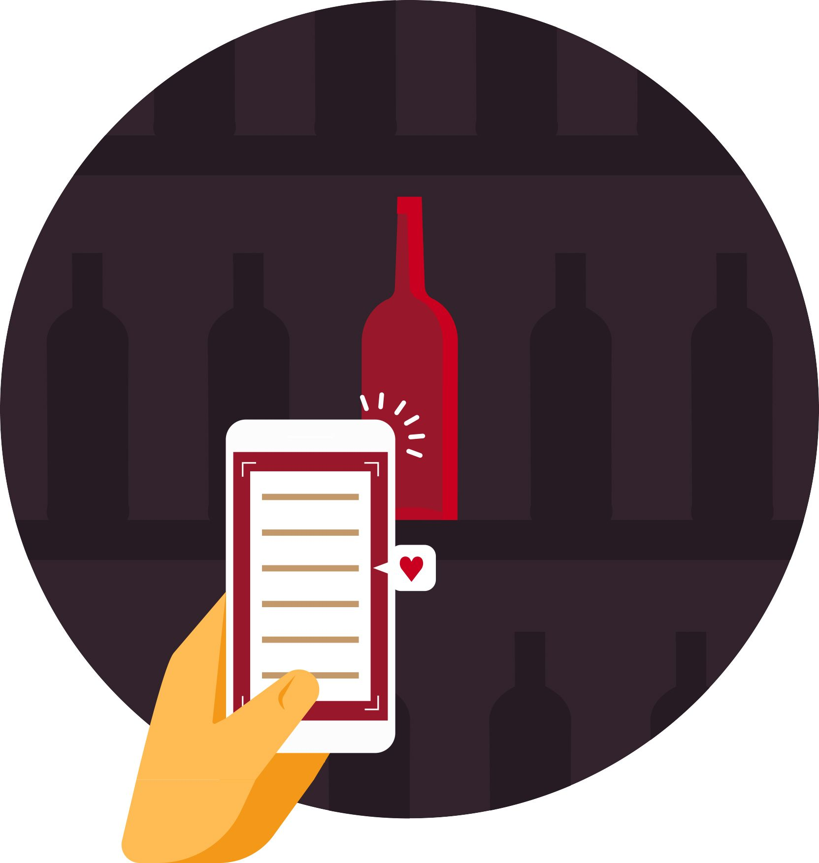 You Are Invited For A Dinner Tonight And Asked To Bring A Bottle Of Red Wine Just One Problem You Know Nothing About Red Wine For Beginners Red Wine Wine App