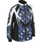 Choko Ladies EXR Blue Glow Snowmobile Jacket #snow #snowmobile #winter #firstplaceparts www.firstplaceparts.com