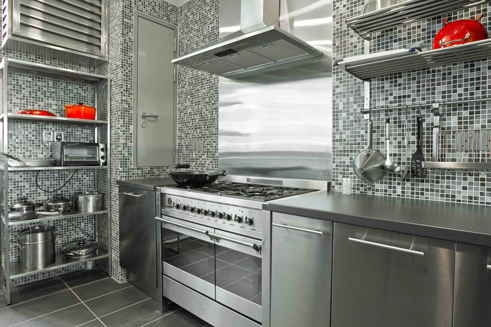 Brushed Metal Kitchen Cabinets Stainless Steel Kitchen Cabinets Steel Kitchen Cabinets Metal Kitchen Cabinets