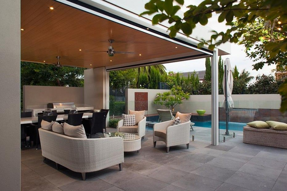 Attirant Gallery | Alfrescos   Steel And Timber   Patio Living