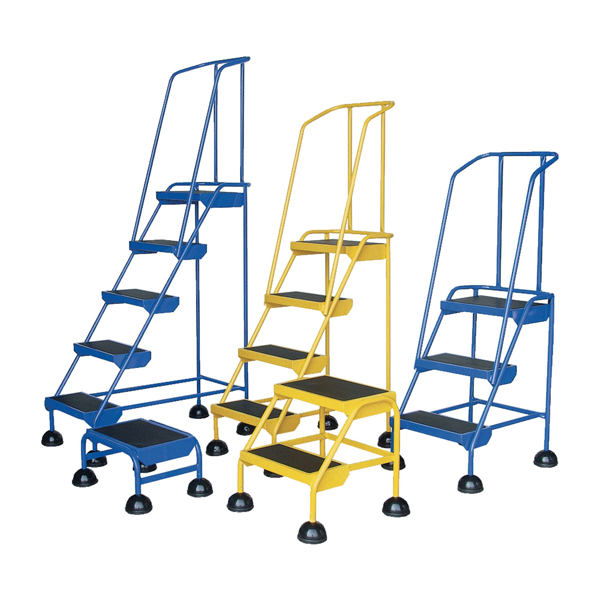 Vestil Spring Loaded Commercial Rolling Stairs Rolling Ladders Platforms Northern Tool Equipment Rolling Ladder Ladder Vestil