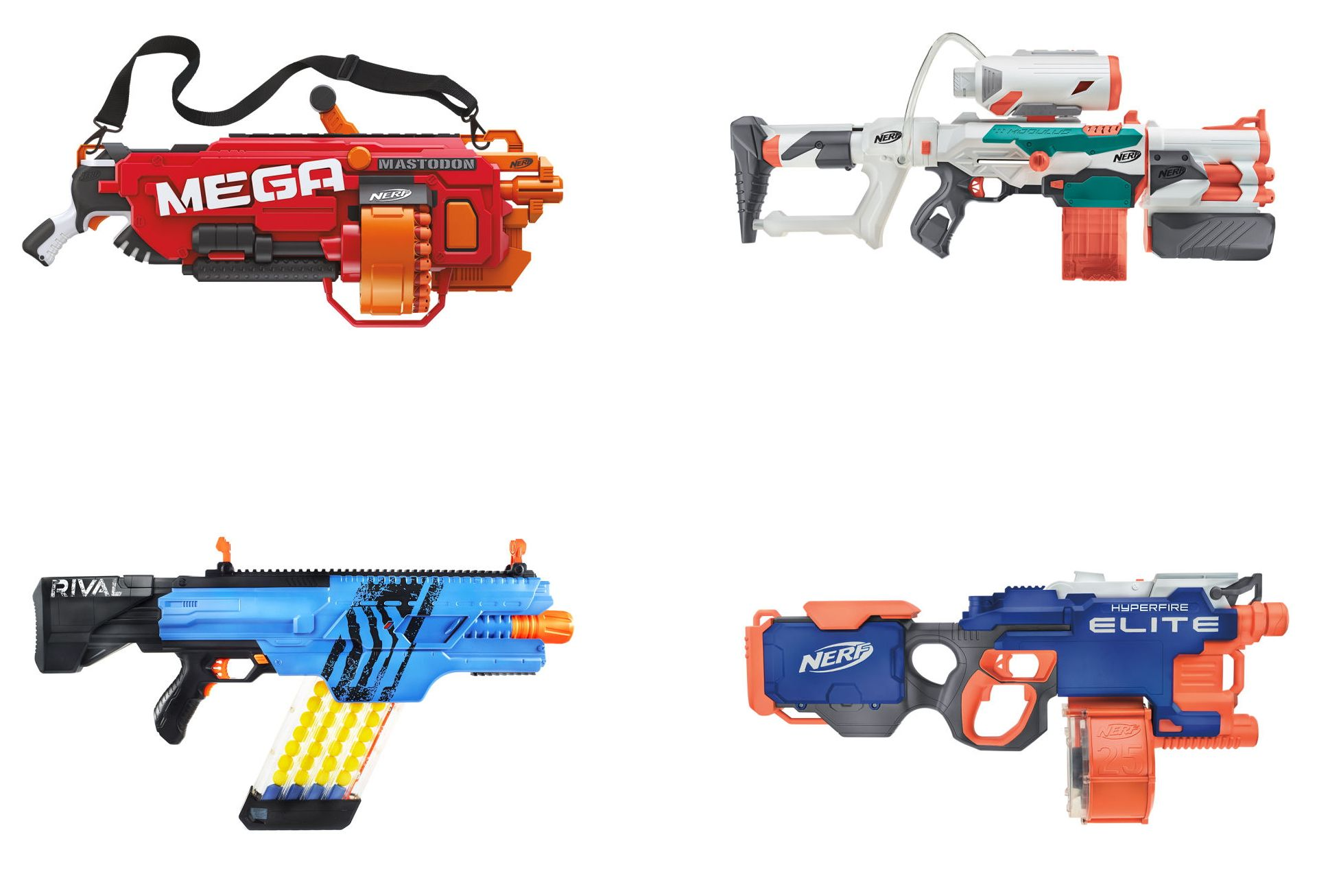 NGA New Nerf News 2016 Another new blaster has been revealed This time