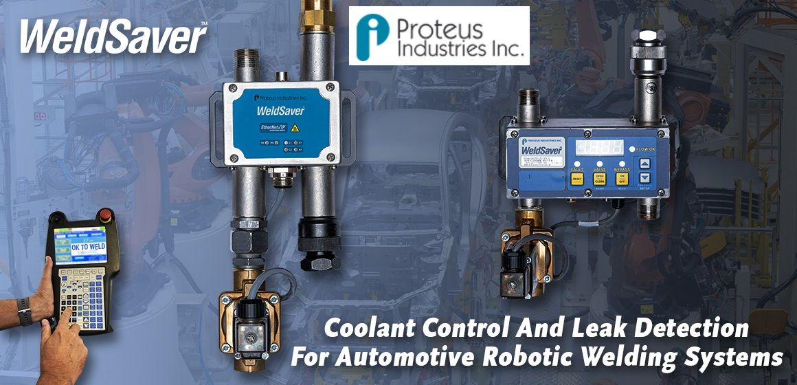 Weldsaver Automated Welding Systems Coolant Control And Leak