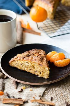Medjool Date and Orange Scones - a wintery breakfast with citrus | The Worktop