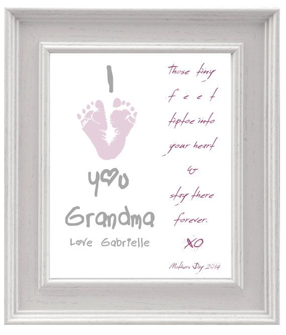 Baby Gift From Grandma : Personalized mother s day gift for grandma butterfly
