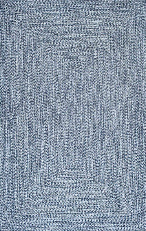 Bernd Hand Knotted Natural Blue Area Rug Rugs Area Rugs