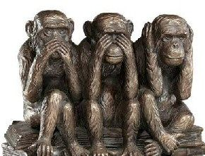 The Common Origin Of Religions And Theology Wise Monkeys Animal Totems Apathy