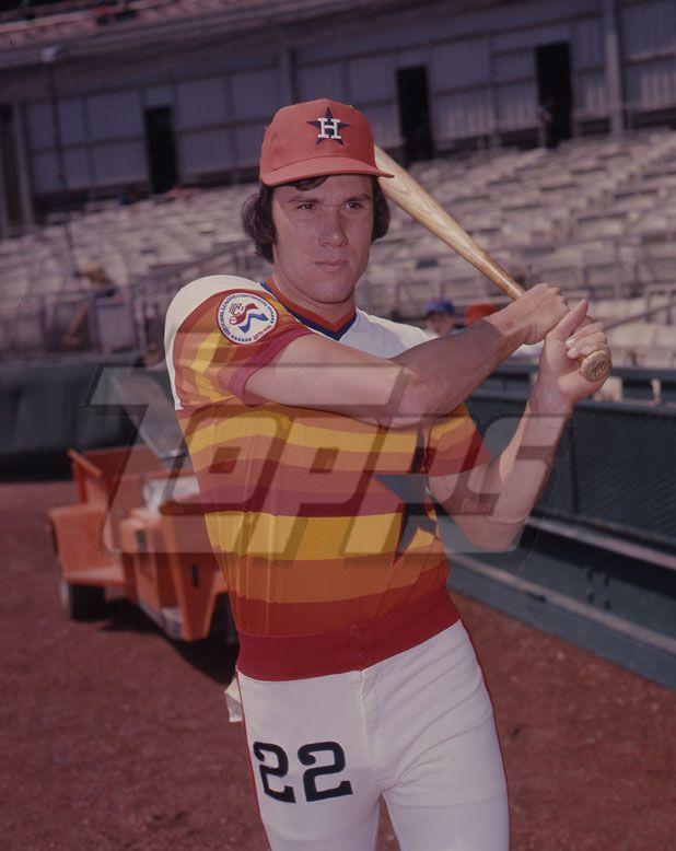 Leon Roberts Astros