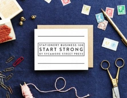 Stationery Biz 100 Start Strong Stationery and Craft - Retail Management Cover Letter