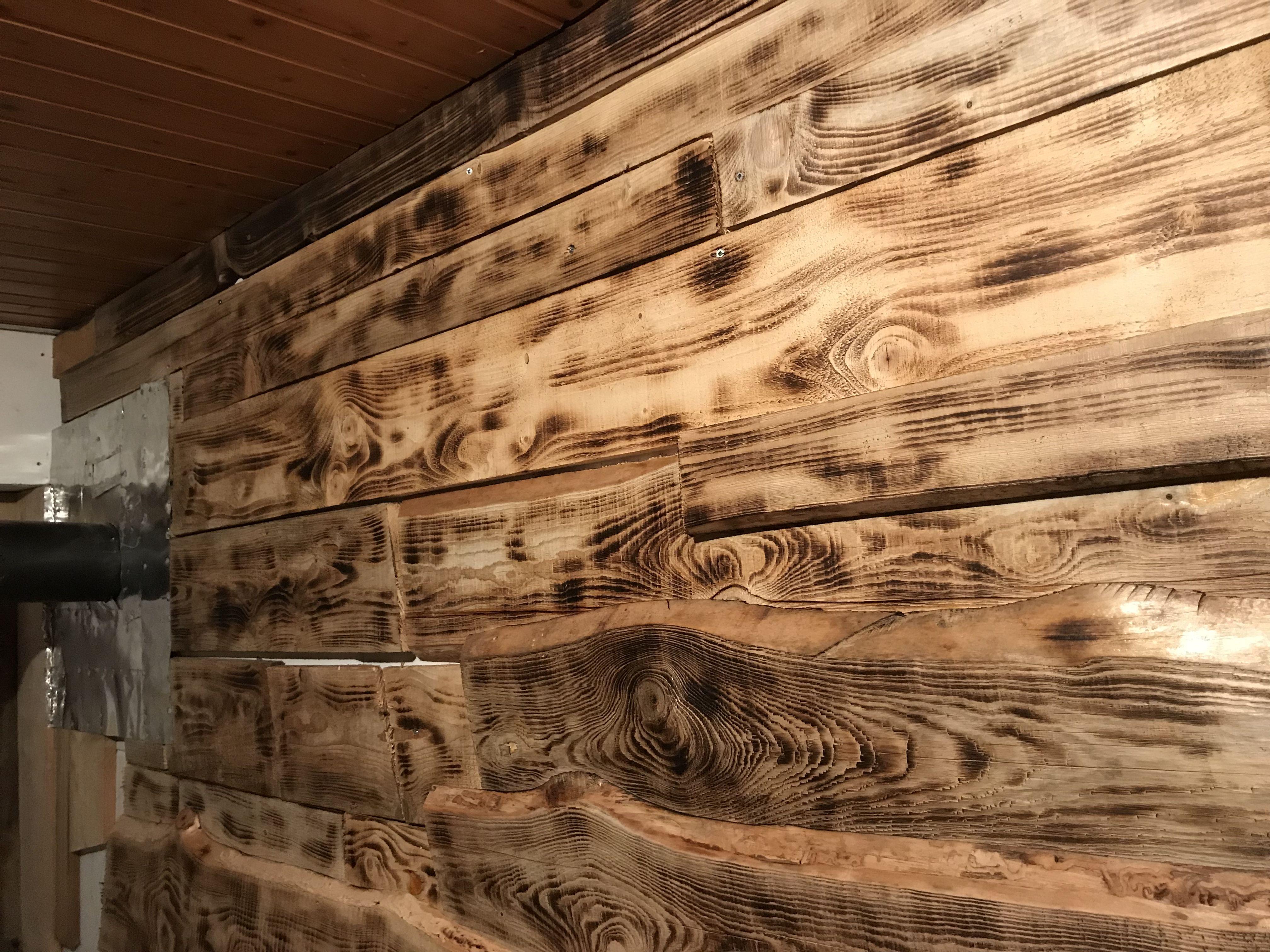 Hervorragend Wand mit Holz verkleidet | Wand mit Holz verkleidet | Wand mit KL11