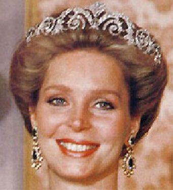 Queen Lisa of Jordan