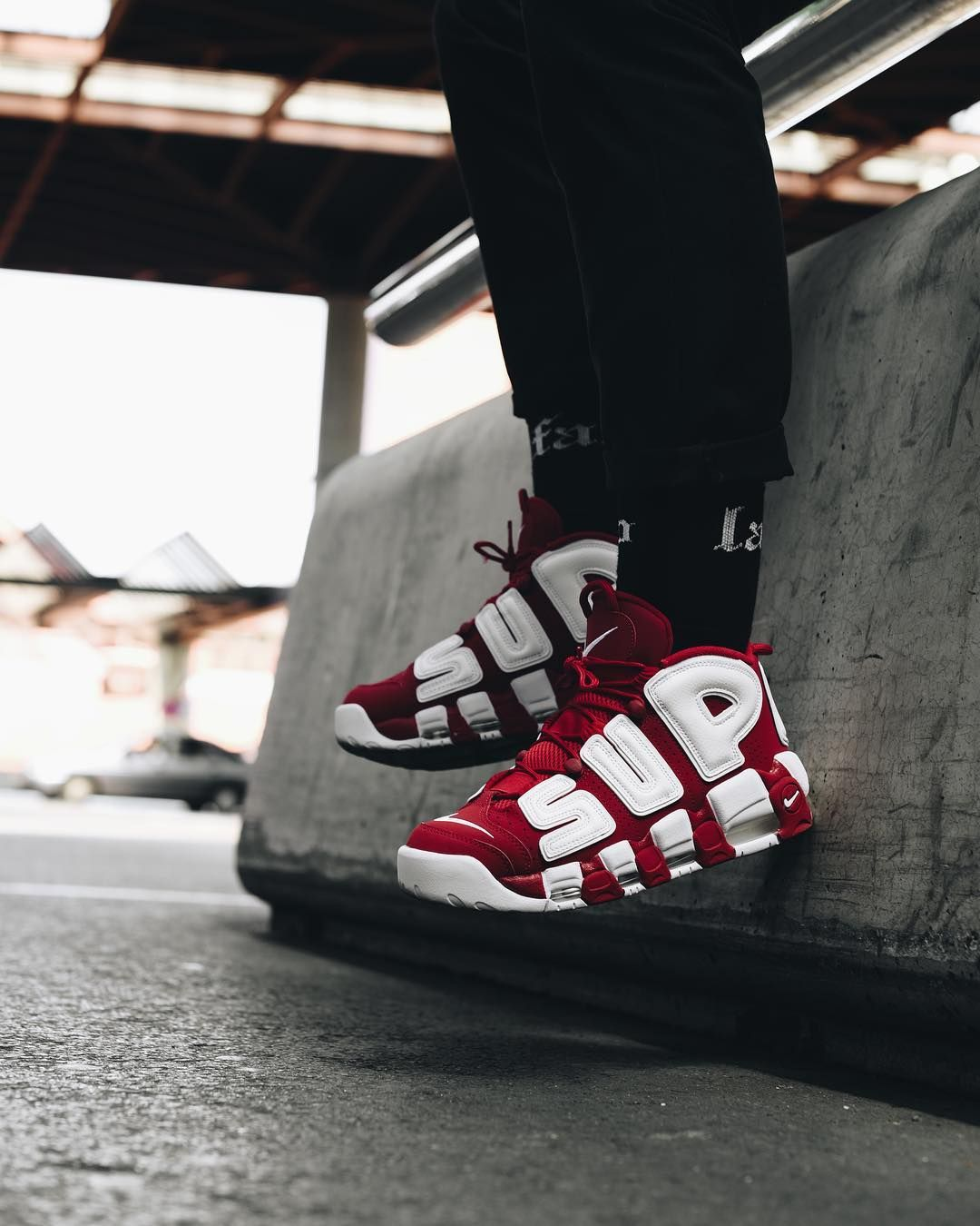 low priced 62666 c2cc4 SUPREME Air Uptempo. SUPREME Air Uptempo Nike Air Uptempo, Nike Sb, Nike  Kicks, Running Shoes Nike