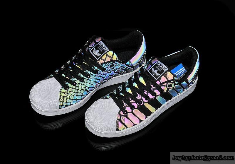 Mens And Womens Adidas Superstar II XENO Reflective | Adidas ...