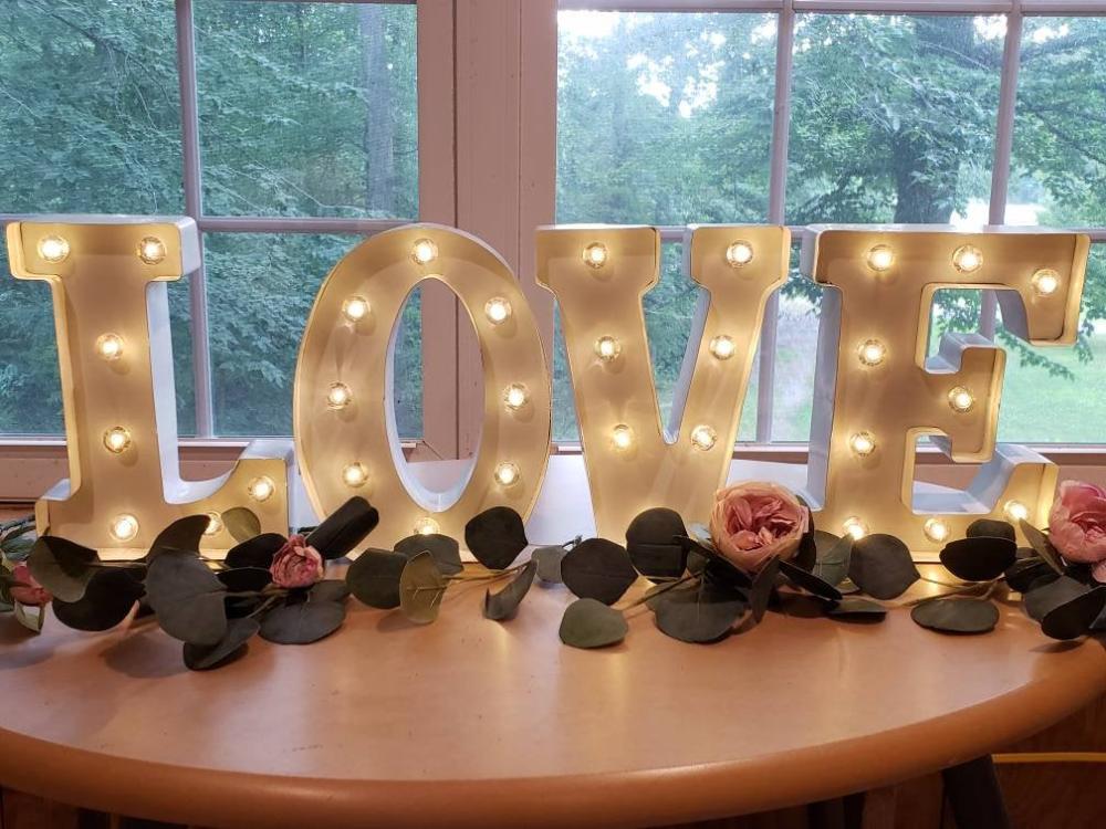 Blush Wedding Marquee Light Led Light Up Letter Light Up Letter Marquee Sign Etsy Wedding Sign Marquee Letter Small Light Up Table Sign In 2020 Etsy Wedding Signs Light Up Signs Light Up