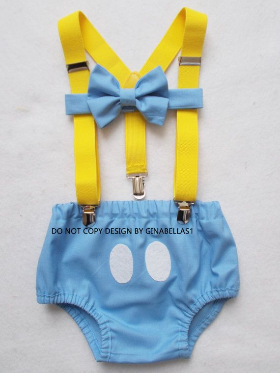 mickey mouse smash cake outfit mickey mouse birthday cake smash suspenders baby 5889