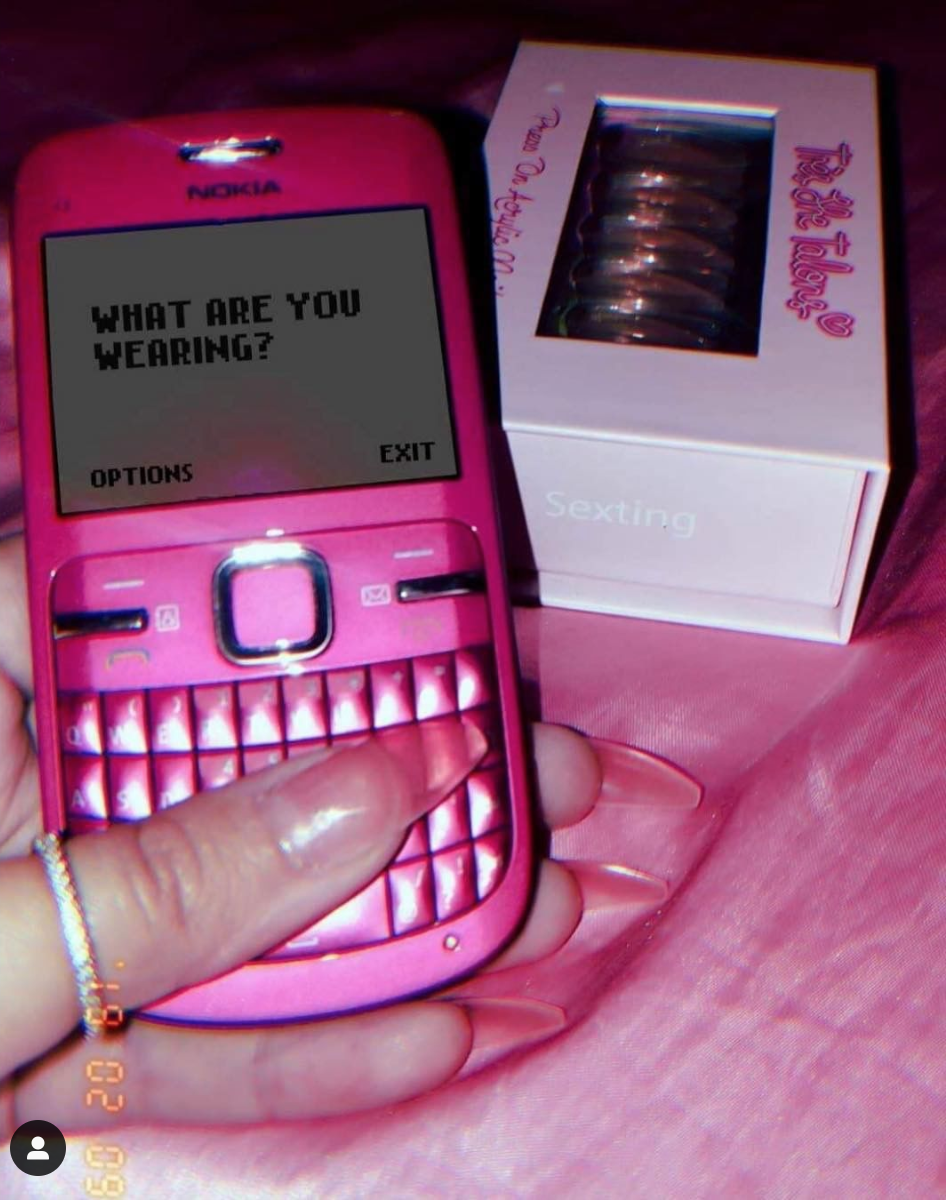 Hot Pink Aesthetic Grunge