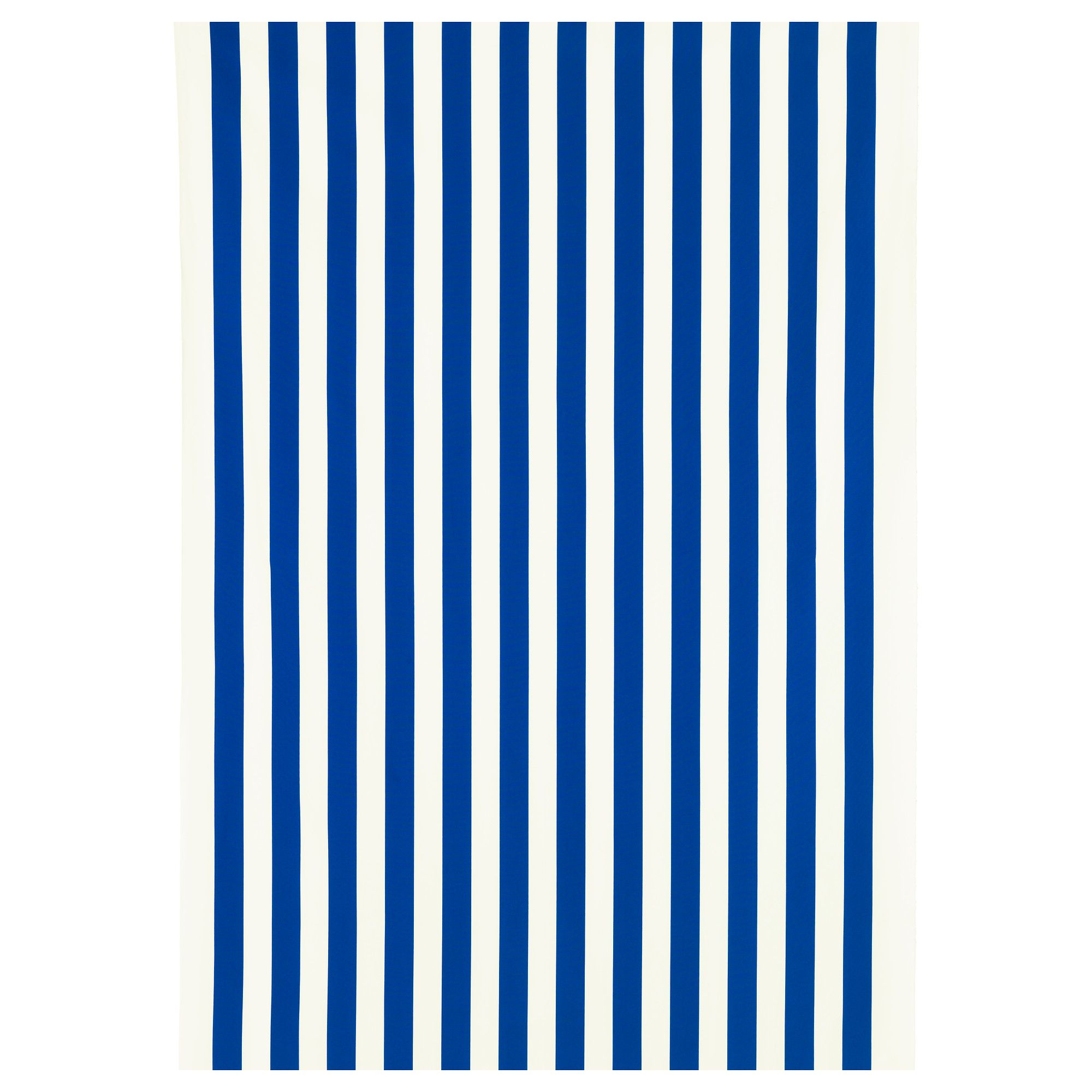 Ikea curtains blue - Sofia Fabric Ikea Fabric For Dog Beds Fabric Wide Stripe Bright Blue 7 99