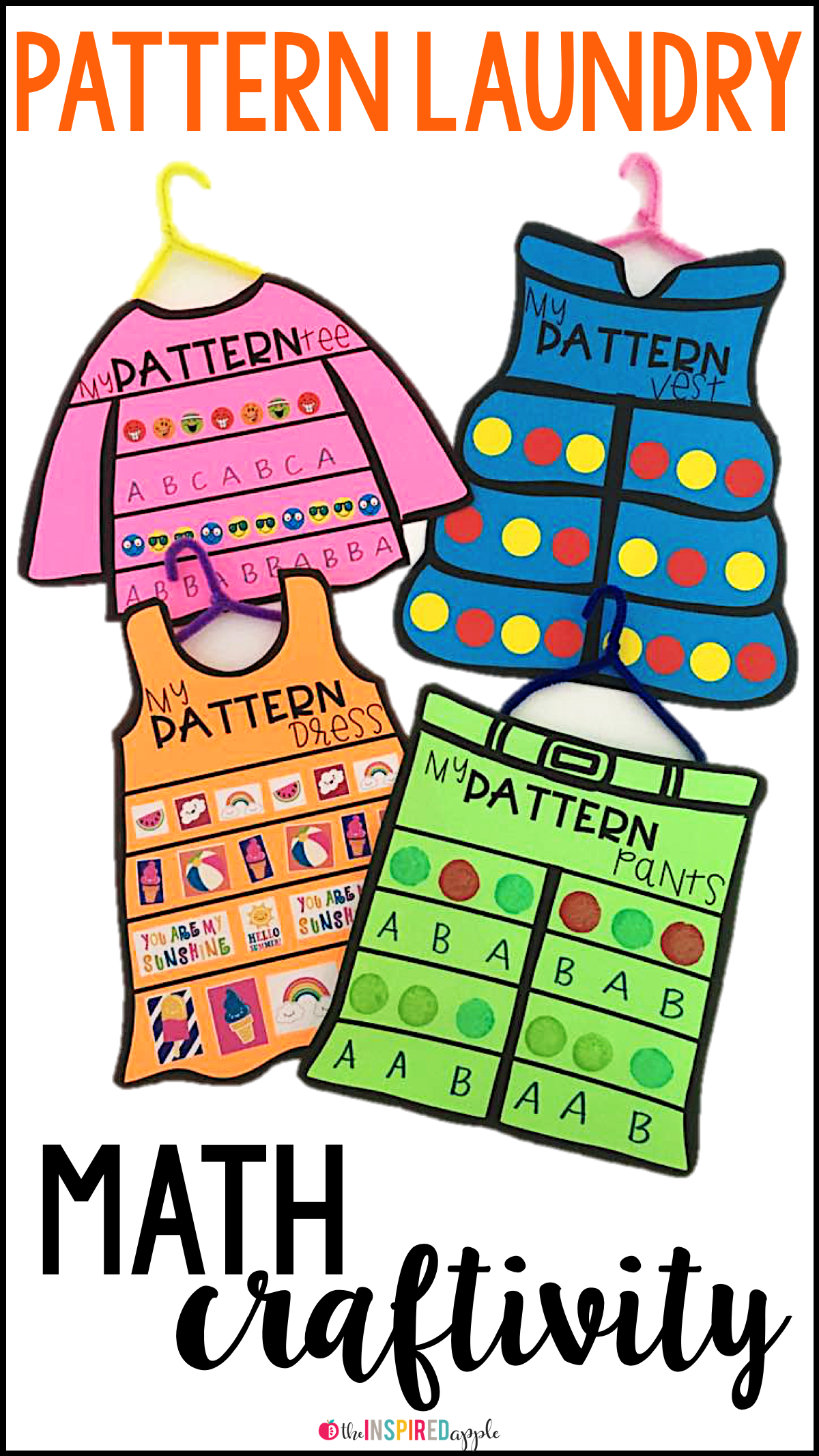Patterning Math Craft