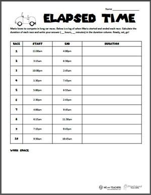 45+ Stunning time worksheets grade 3 Wonderful
