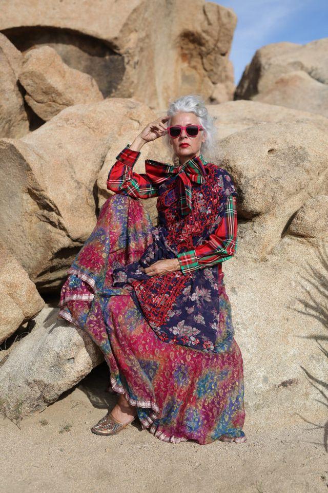 Sarah Jane Adams, Joshua Tree Part II - Advanced Style