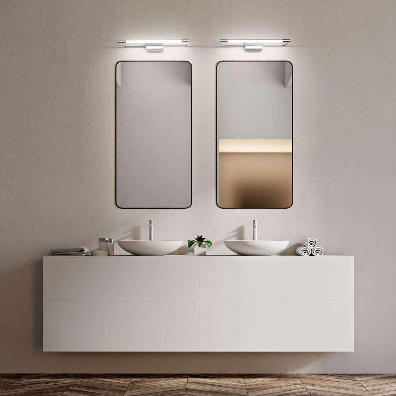 Moderne Bilderleuchte Rapallo Von Fabas Luce Silber In 2020 Wandleuchte Led Bilder Und Led