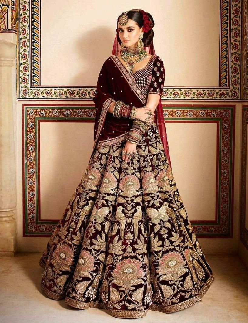 dbb6b411f5d My most favourite dress and gonna were in reception indiawedding also wedding  wear lehenga designer indian