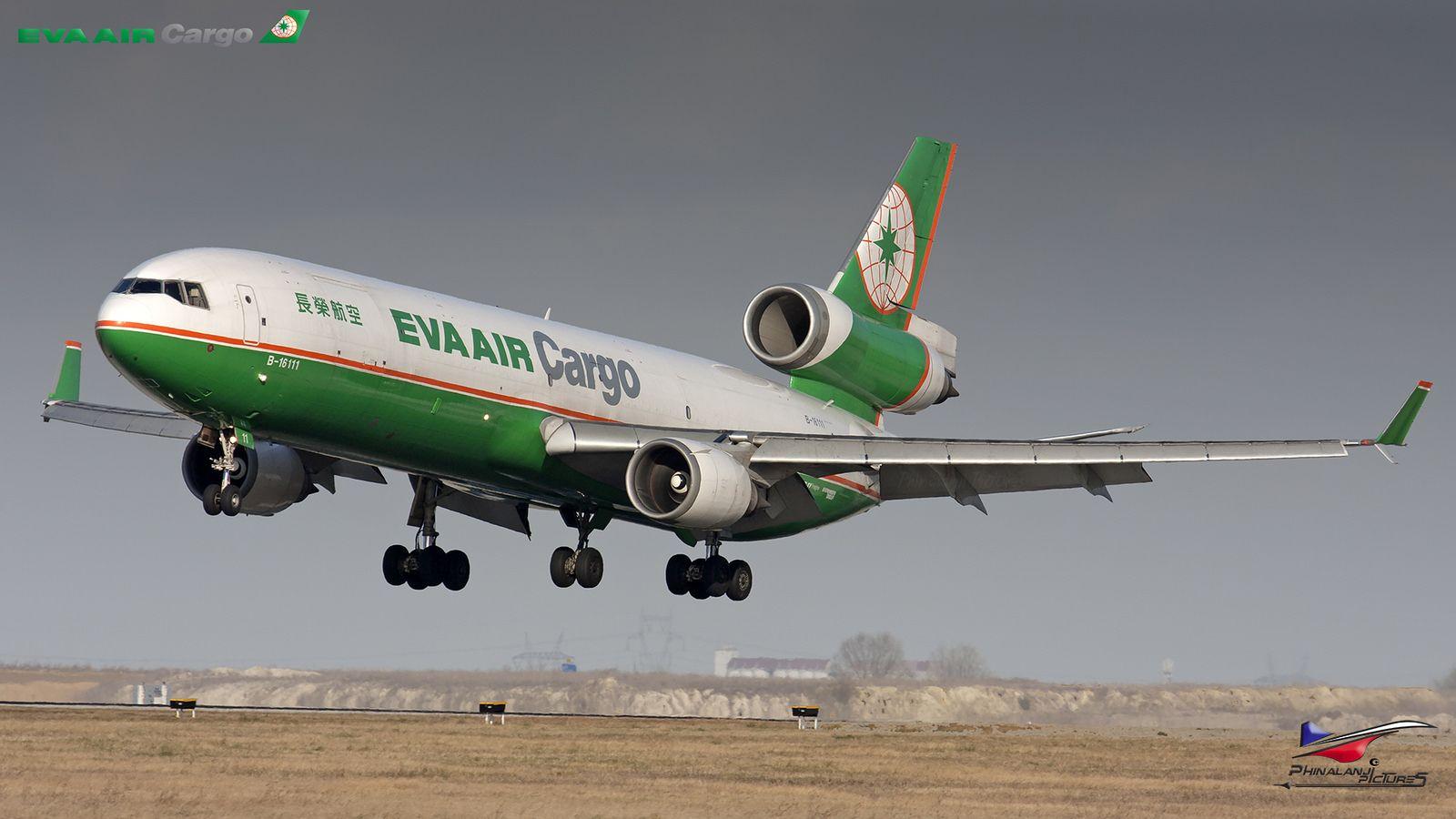 Eva Air Cargo /McDonnell Douglas MD11(F) / B16111