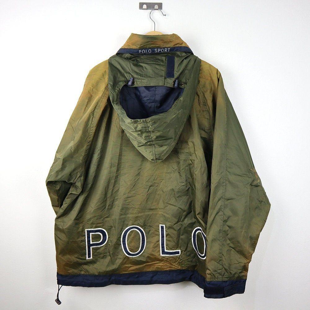 POLO SPORT Vintage 90s Polo Sport Ralph Lauren Big Logo