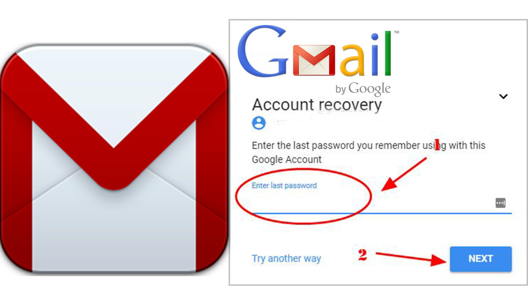 To Recover Your Gmail Account It Either You Recover Your Password Or Your Email Address The Gmail Account Recovery Pro Account Recovery Accounting Recovery