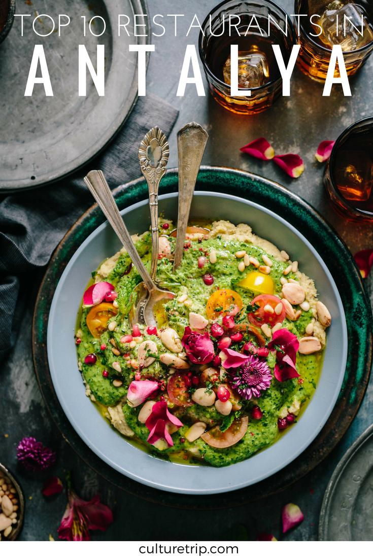2020 Easy Dinner Ideas Top 10 Restaurants In Antalya, Turkey in 2019 | Bucket list 2020