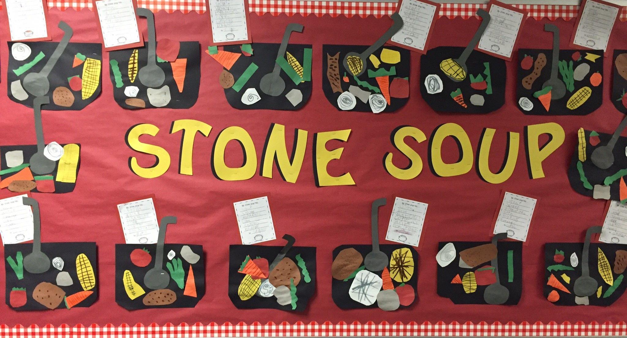 Preschool Stone Soup