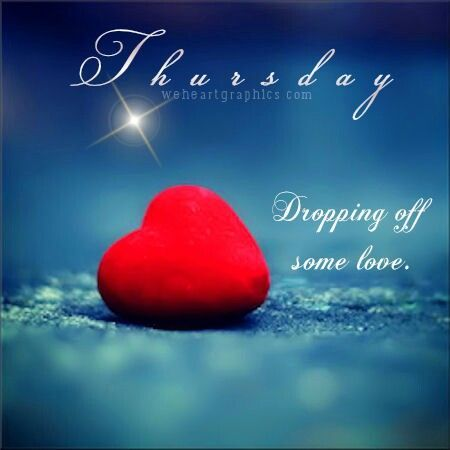 Image result for thursday love images
