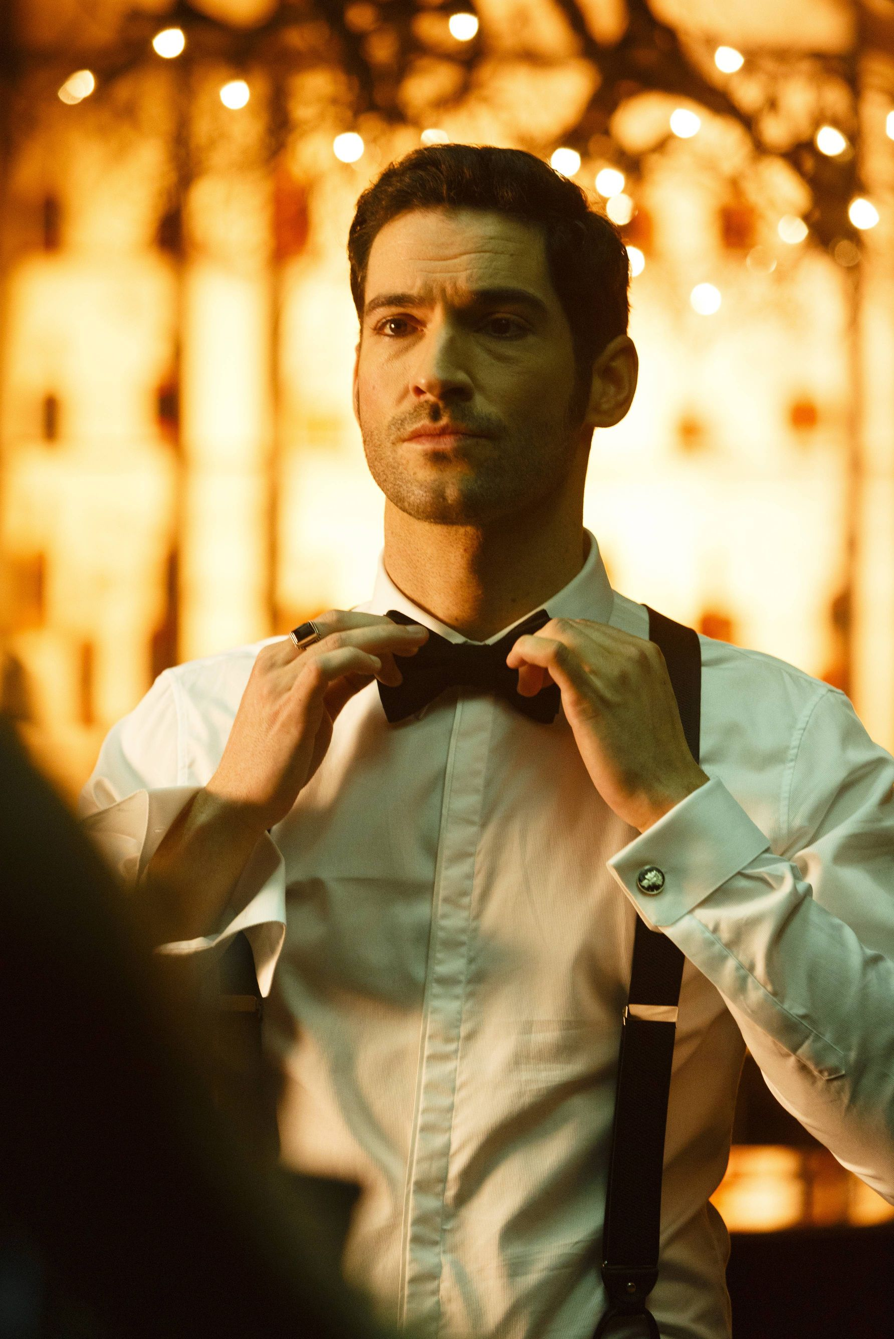Pin by Grace Barbo on Lucifer in 2019 | Tom ellis lucifer ...