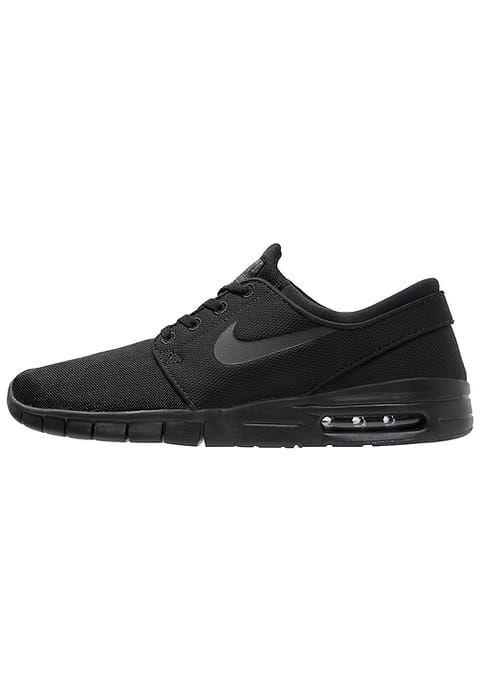 100% authentic 78146 b4f5e Schoenen Nike SB STEFAN JANOSKI MAX - Sneakers laag - black anthracite  Zwart  €
