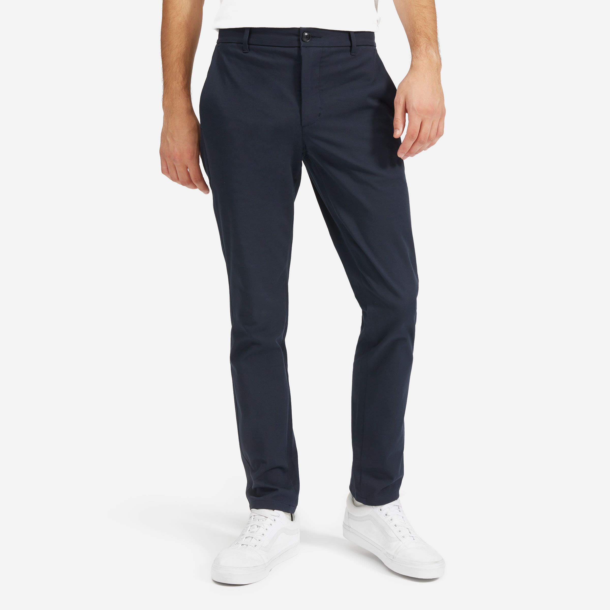 Men S Performance Chino Everlane In 2019 Navy Clothes Pants
