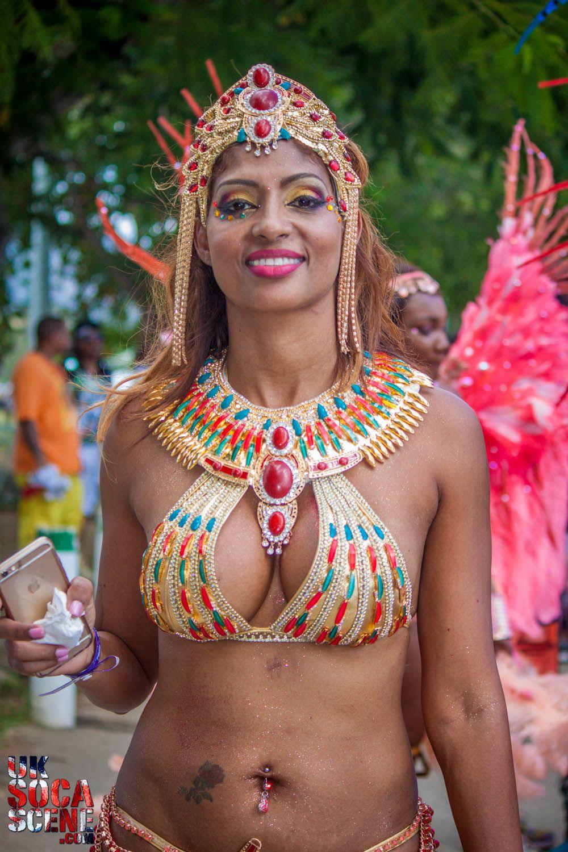 Trini carnival nipples