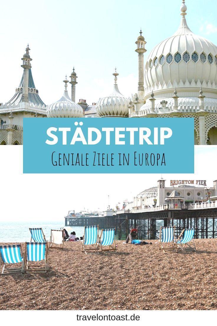 Städtetrip Europa: 12 Tipps für traumhafte Städtereisen ...