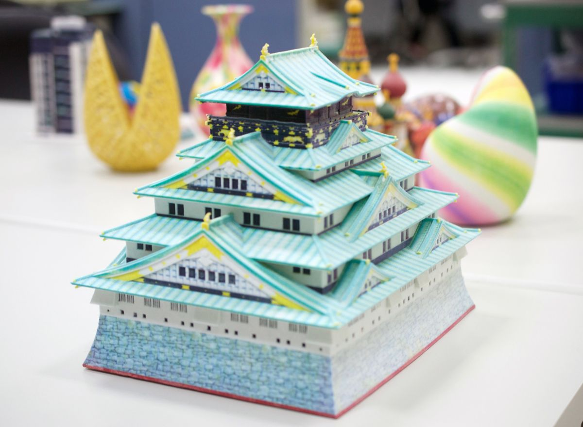 Full color printing company - Full Color 3d Printing Why You Might Move To Taiwan 3d Printing Industry