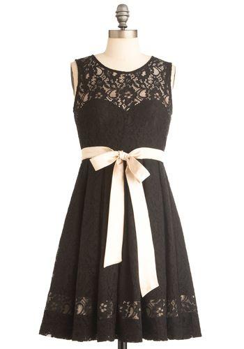 A Long Gaze Dress