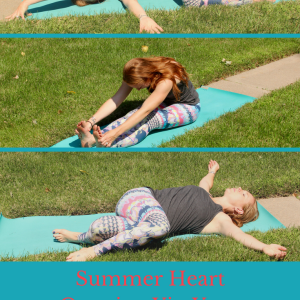 summer heart opening yoga sequence part two yin yoga