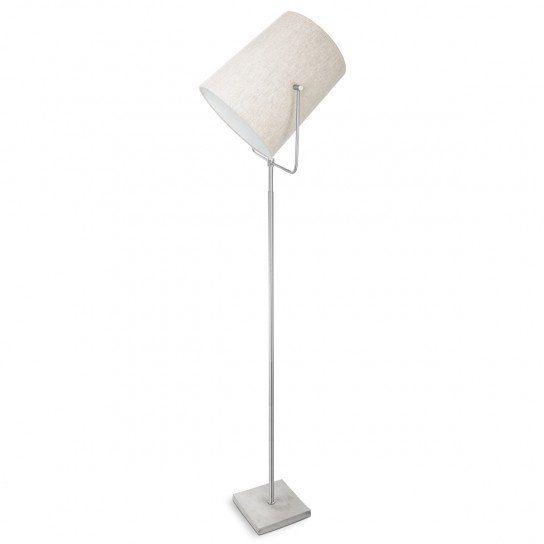 vloerlamp bird ↕ 175 cm mat staal | Besselink licht | Lampen ...