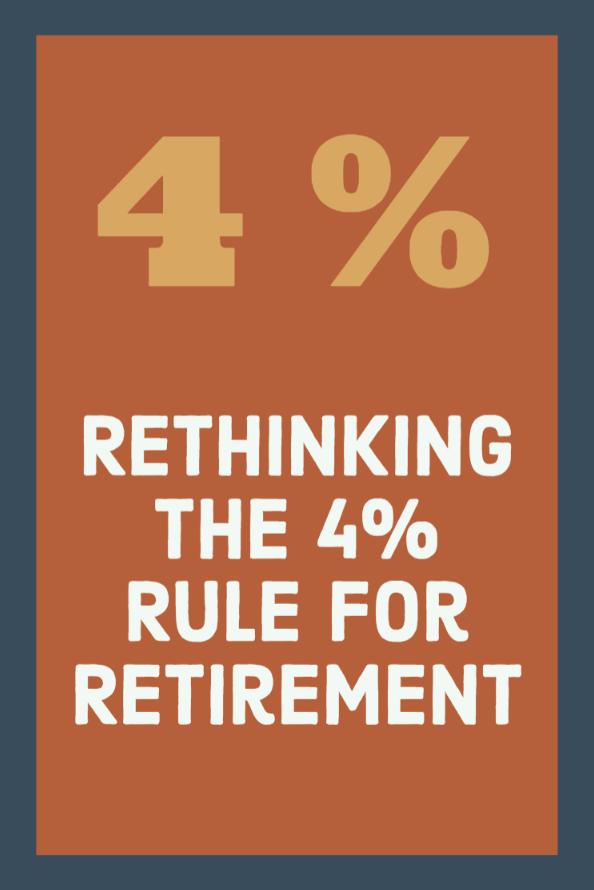 Savings plan rules of thumb