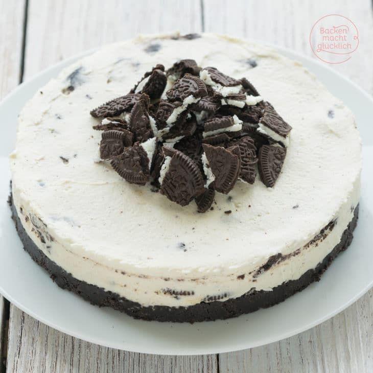 Oreo Torte Ohne Backen Rezept Backen Oder Auch Nicht