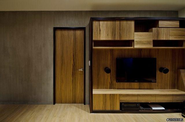 空間設計與裝潢 - [開箱]R&S的個性宅-杉木紋清水模質感居家(1/16新增照片) - 居家討論區 - Mobile01